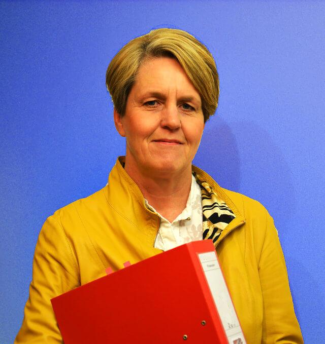 Jutta Stölzer - geprüfte Bilanzbuchhalterin
